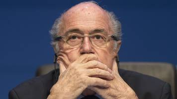Blatter to learn ban appeal decision on Monday