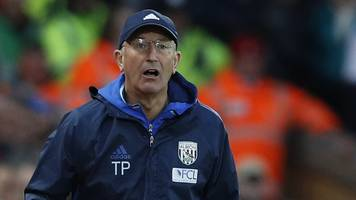 Tony Pulis: Crystal Palace case means West Brom boss must 'bite tongue'
