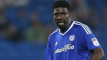 bruno manga: cardiff city defender set to leave in january, says neil warnock
