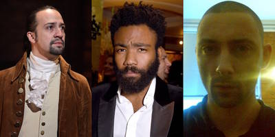 5 albums out today you should listen to now: burial, childish gambino, <i>hamilton</i>, more