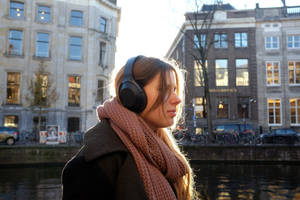 Sony made the best noise cancelling headphones ever