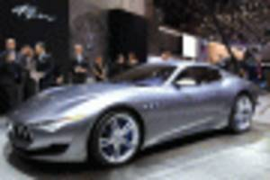 Do you want a gas or electric Maserati Alfieri sports car? Poll results