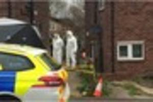 murder probe launched after body found in derby house