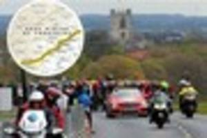 Tour de Yorkshire 2017 route revealed for first time