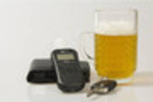 Exeter police warn being under the drink drive limit may not save...