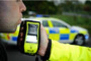 Police step up search for drunk or drugged-up drivers