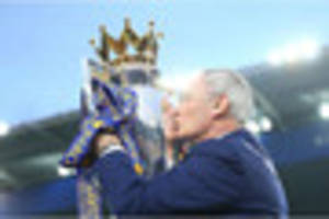 leicester city manager claudio ranieri makes final three for fifa...