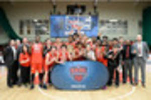 sports awards 2016:  charnwood  are national champions