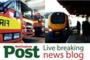 Live news, travel and weather updates in Nottingham on Friday,...