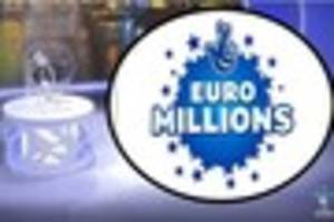 EUROMILLIONS RESULTS LIVE: Tonight's winning lottery numbers for...