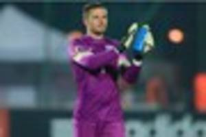 jack butland suffers new setback on stoke city comeback trail