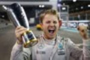 racer rosberg quits f1 five days after world championship triumph