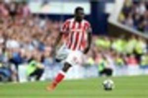 stoke city fans: mame diouf deserves a run up front