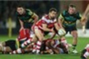 greig laidlaw returns to gloucester squad, but does he start...