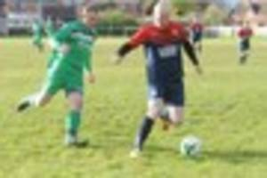 Harriers and Wanderers do battle for second weekend in a row