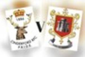 cinderford v barnstaple: national league two south rugby match...
