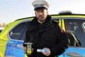 Christmas drink and drug driving campaign by Devon and Cornwall...