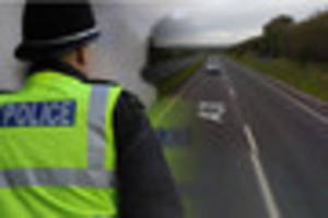 A man was punched in a road rage attack on the A30 near...
