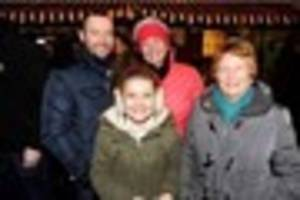 Brigg and Winterton Christmas lights switch-on - pictures