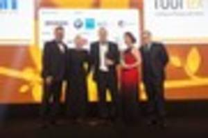 scunthorpe business comes out on top at amazon business awards