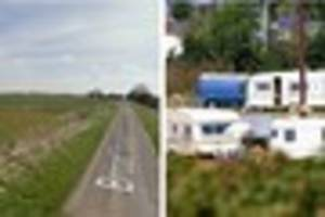long-stay travellers given a permanent site to live