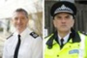 Preferred candidate for top police role announced