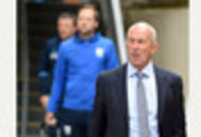 west bromwich albion boss tony pulis reacts to losing high court...