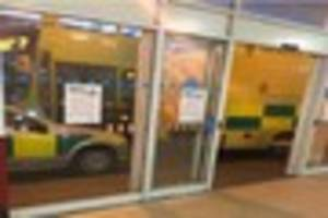 Two ambulances have been called to Chequers bus station in...