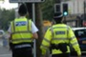 Burton man arrested after police officer is involved in a...