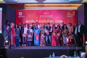 Commemorating World AIDS Day - Leadership Awards that Celebrated Emerging Leadership and Saluted the Established