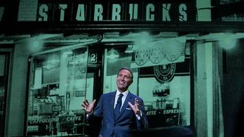 Starbucks boss Howard Schultz to step down