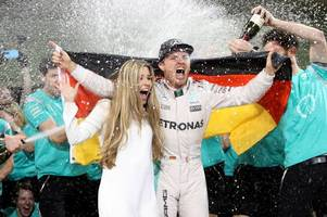 Formula One world champion Nico Rosberg announces shock retirement at the age of 31