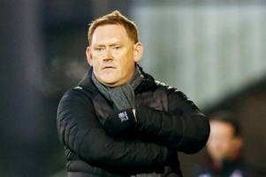 livingston fc: head coach david hopkin believes his side are entering a crucial month in their league one title quest