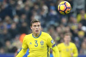 manchester united target benfica's victor lindelof in january move for £50m-rated swedish stopper