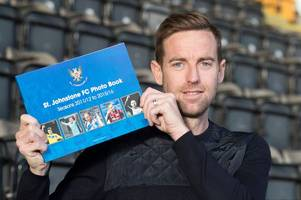 new st johnstone photo book celebrates the success of the last five years