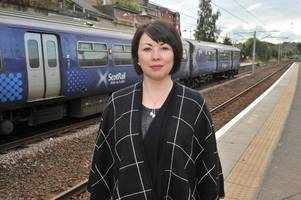 Scotrail slammed as new figures show that nearly half of East Kilbride trains are late