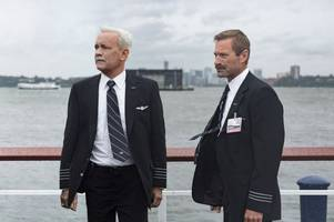 'i'll never sound like him': tom hanks reveals worries about playing a real person in latest film sully