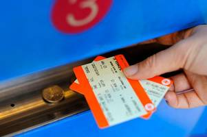 Commuters could see rail fares rise by average of 2.3% next year
