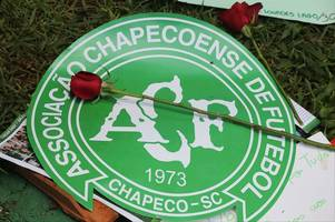 cardiff city fans will make this touching tribute to the 71 people who died in the chapecoense plane crash