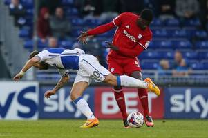 cardiff city receive enquiries for bruno manga as neil warnock reveals defender is happy to leave
