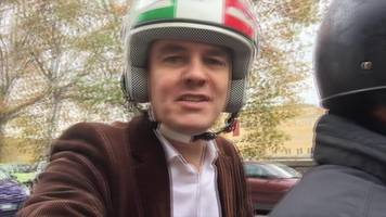 Italy's referendum: The scooter rider's guide