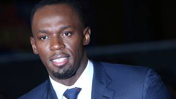 Usain Bolt wins IAAF World Athlete of the Year award for a record sixth time