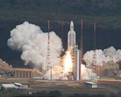 Launch of new Galileo navigation quartet