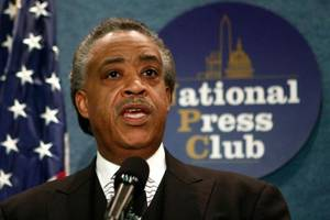 Al Sharpton Says Donald Trump Called Him