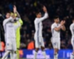 'Can always count on Serge' - Bale reacts to El Clasico