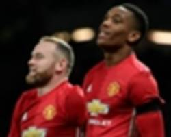 martial is happy again at man utd, says mourinho