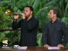 i'm a celebrity viewers demand ant and dec apologise for last post gag