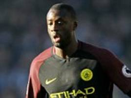 'Teetotal' Manchester City star Yaya Toure is charged with drink driving after being pulled over by police in London