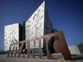 titanic belfast named world's best tourist attraction at tourism oscars