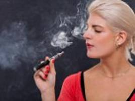 E-cigs: The incendiary truth... Just 10 puffs increases your risk of heart disease and they make smokers LESS likely to quit